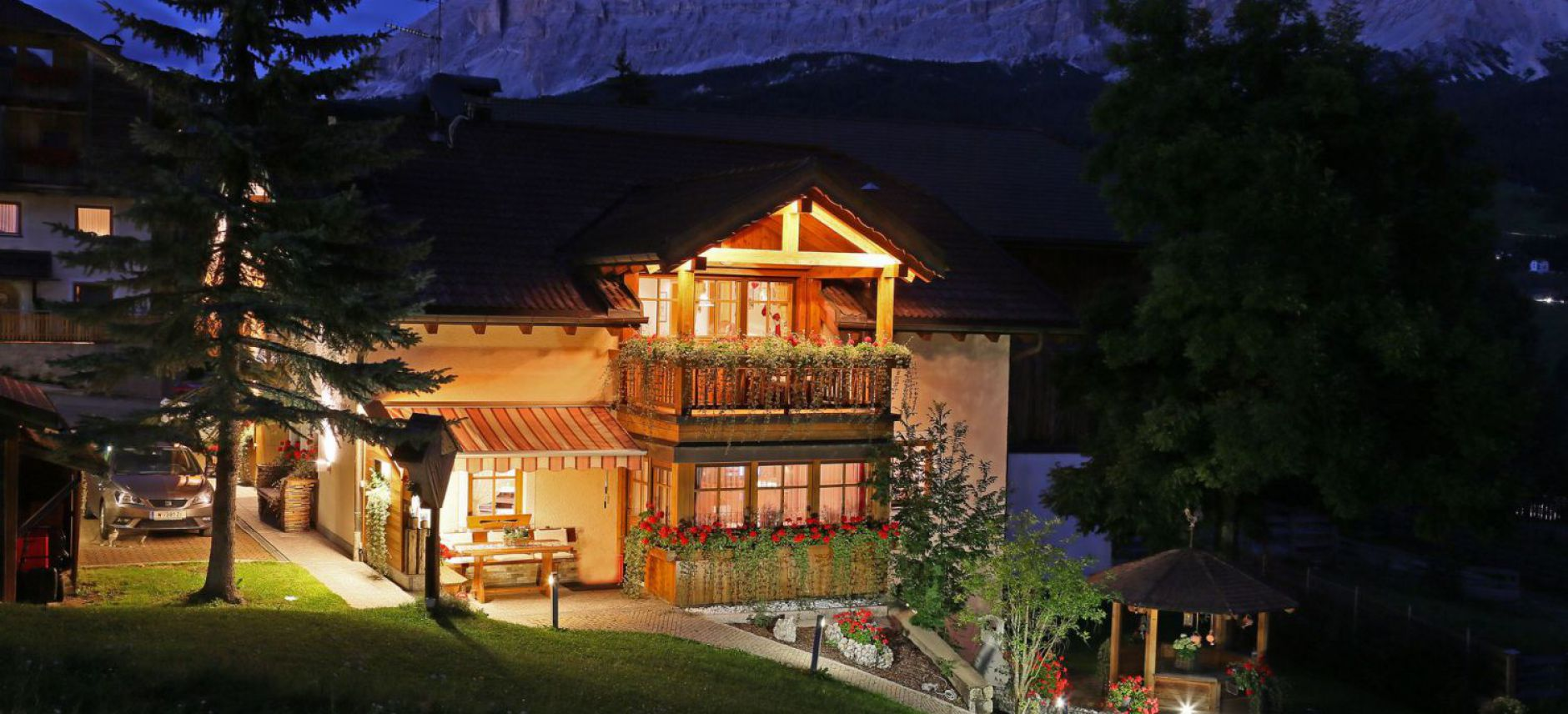 Apartments Loretta in Alta Badia